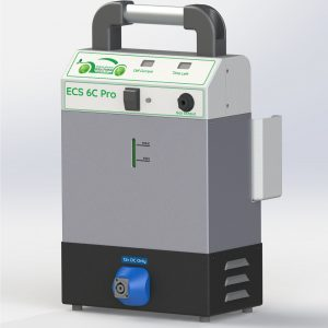 ECS 6C Pro Carbon Cleaning Machine
