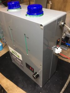 used carbon cleaning machine
