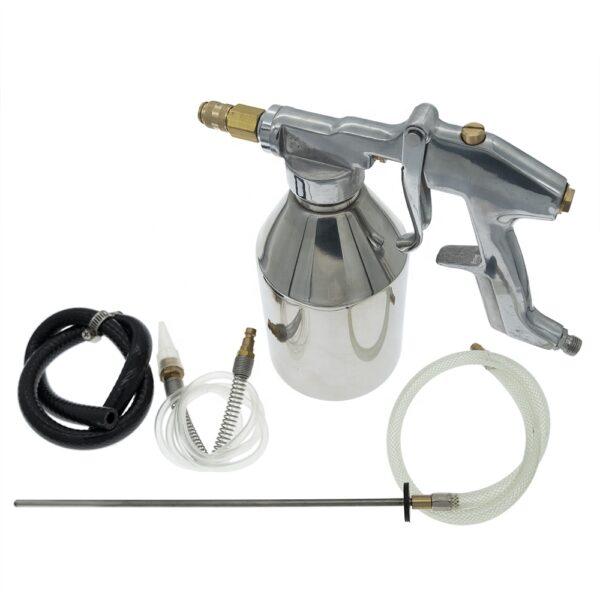 DPF cleaning gun