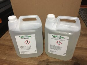 ECS Ultimate DPF cleaning fluid